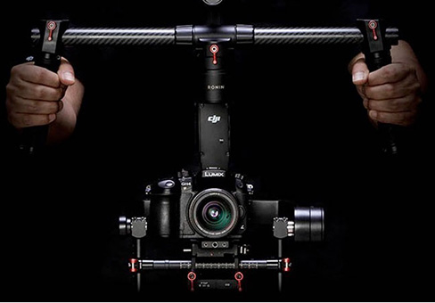 Camera's & stabilizers