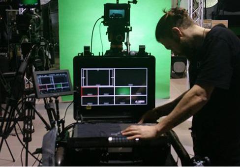 Regiesets & broadcast apparatuur